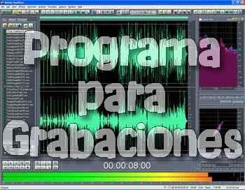 descargar programa para grabar voz gratis