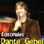 EDITORIALES DE DANTE GEBEL – PAQUETE 3
