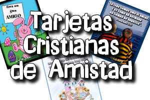 Tarjetas De Amistad Cristianas Wwwdestellodesugloriaorg