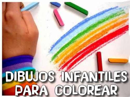 Dibujos Infantiles para Colorear  wwwdestellodesugloriaorg
