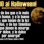 Imágenes para contrarrestar el Halloween