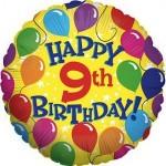 ¡Hoy cumplimos 9 años!