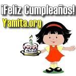 Feliz Cumpleaño Yamita.org