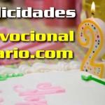 Felicidades Devocional Diario.com