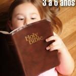"""Clases para niños de 3 a 6 años – Serie: """"El Amor de Dios"""""""