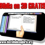 Biblia en 3D Gratis para Descargar