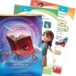 Devocional Infantil para 30 días - Las aventuras bíblicas de tuercas