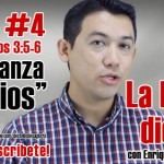 Video: La Biblia dice... Proverbios 3:5-6 TLA