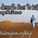 Audio Cristiano: En el desierto Dios te hablará