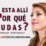 Audio Cristiano: Él está allí, ¿Por qué dudas?