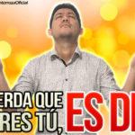 Video: No eres tú, es Dios