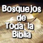 BOSQUEJOS DE LA BIBLIA EN PDF