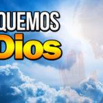 Busquemos a Dios